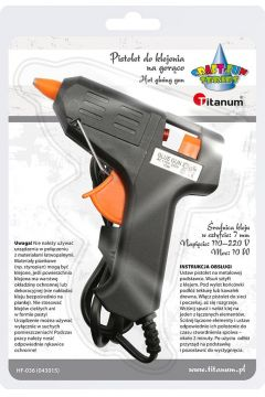 PISTOLET DO KLEJU TERM 10W 339427 WB