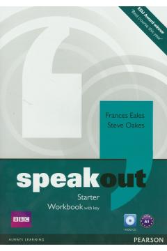 Speakout Starter WB+key PEARSON