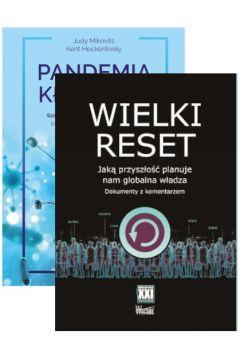 Pakiet: Wielki reset, Pandemia kłamstw. Szokująca prawda o skorumpowanym świecie nauki i epidemiach, których mogliśmy uniknąć