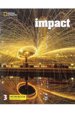 Impact B1+ Workbook with Audio CD