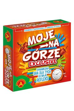 Moje na górze - exclusive ALEX