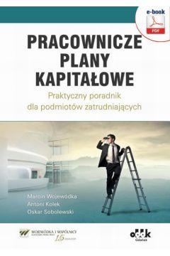 Pracownicze plany kapitałowe - praktyczny poradnik dla podmiotów zatrudniających (e-book)