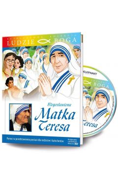 Ludzie Boga. Święta Matka Teresa DVD + książka