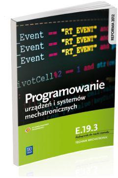 Programowanie urządzeń i systemów mechatron. E19.3