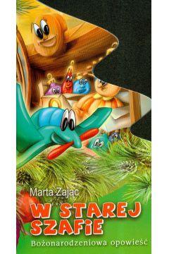 Książeczki zabaweczki - W starej szafie