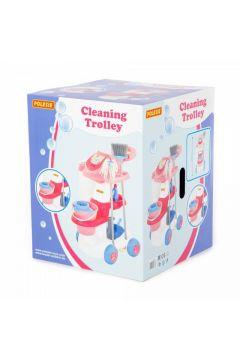 Zestaw Asystentka-4 zestaw do sprzątania