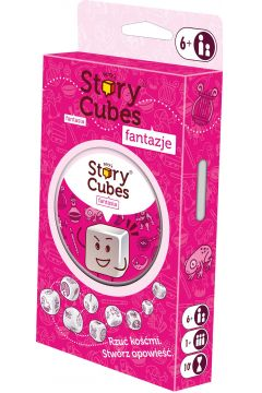 Story Cubes: Fantazje (nowa edycja)