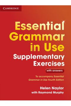 Essential Grammar in Use Supplementary Exercis with answers
