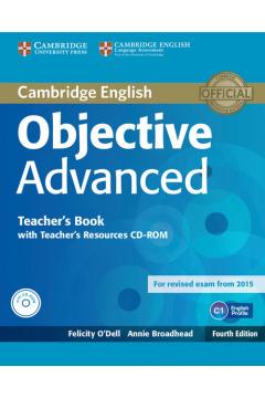 Objective Advanced Teacher's Book + CD