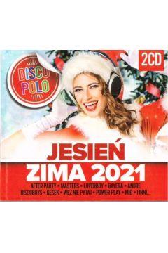 Jesień Zima 2021 Disco Polo (2CD)