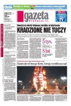 Gazeta Wyborcza - Kielce 287/2008