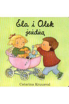 Ela i Olek jeżdżą