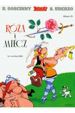 Asteriks. Album 29. Róża i miecz