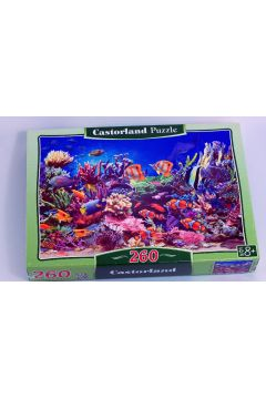 Puzzle 260 Colours of the Ocean - Castorland