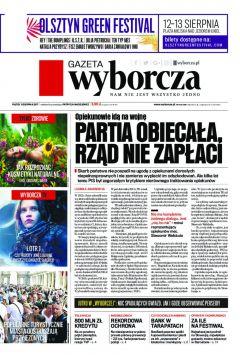 Gazeta Wyborcza - Zielona Góra 187/2017