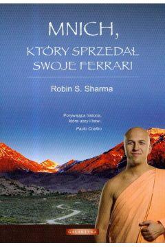 Mnich który sprzedał swoje ferrari wyd. 2014