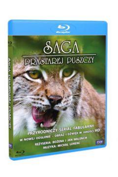 Saga prastarej puszczy (Blu-ray)