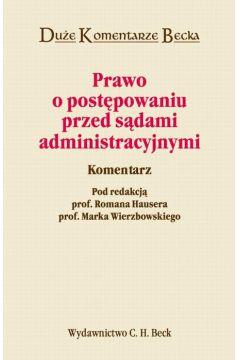 Prawo o postępowaniu przed sądami administracyjnymi