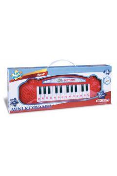 Bontempi Keyboard elektroniczny 24 klawisze 122407