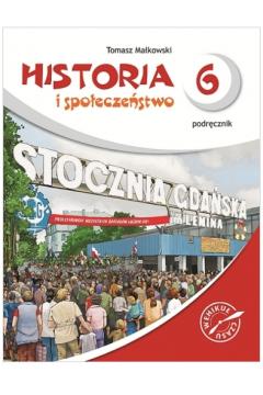 Historia kl.6 Historia i społeczeństwo GWO podręcznik