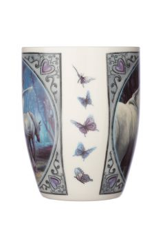 Porcelanowy kubek Lisa Parker - Jednorożce