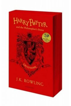 Harry Potter and the Philosopher's Stone Gryffindor Edition