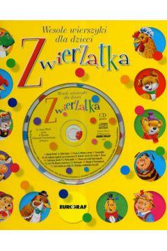 Wesołe wierszyki dla dzieci z cd.