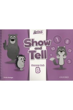 Oxford Show and Tell 3 Numeracy book B
