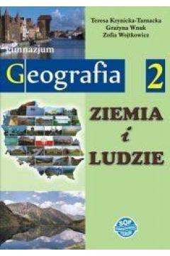 Geografia GIM 2 Ziemia i ludzie podręcznik SOP