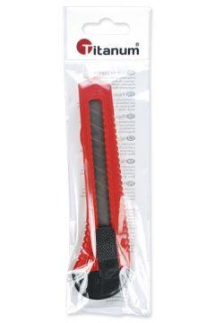 Nóż do papieru 18mm TITANUM T09B