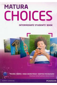 Matura Choices Intermediate SB PEARSON