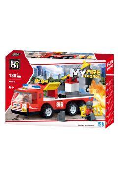 Klocki Blocki MyFire 188 elementów KB0816