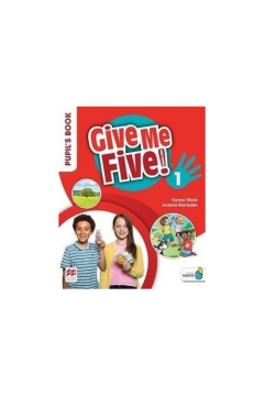 Give Me Five! 1 PB MACMILLAN