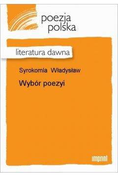 Wybór poezyi
