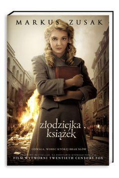 Złodziejka książek wyd. 2014