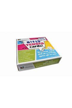 Mixed Tenses Cards Level A1/A2 CREATIVO