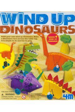 Nakręcane dinozaury 4639 RUSSEL