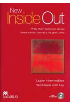 New Inside Out Upper Intermefiate Ćwiczenia + CD