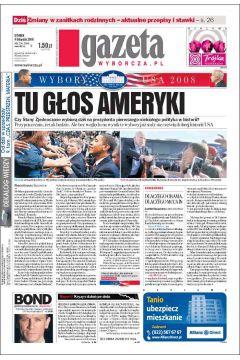 Gazeta Wyborcza - Opole 258/2008