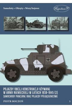 Pojazdy obcej konstrukcji używane w armii niem.(2)