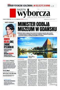 Gazeta Wyborcza - Opole 210/2016