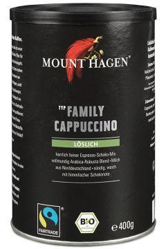 Kawa cappuccino family fair trade