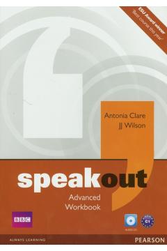 Speakout Advanced WB +CD no key PEARSON