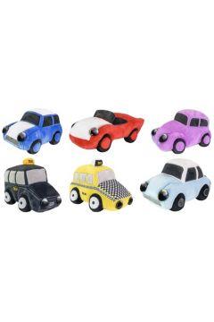 Pluszowe samochody Lumo assortment 6 x 1 zestaw