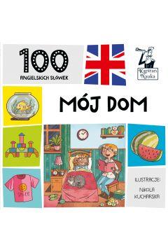100 angielskich słówek. Mój dom