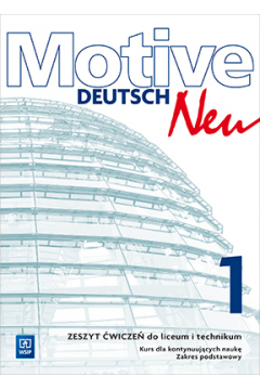 Motive - Deutsch Neu 1 ćw. ZP w.2015 WSiP