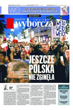 Gazeta Wyborcza - Katowice 169/2017