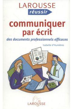 Communiquer par ecrit