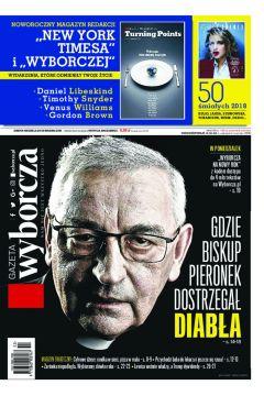 Gazeta Wyborcza - Rzeszów 302/2018