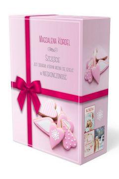 Pakiet z aniołem pejzaż z aniołem / nieco dziennik czyli twoje piękne chwile / anioł do wynajęcia